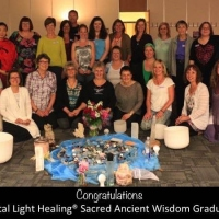 Thank you Regina, SK for your BLESSED EARTH CRYSTAL LOVE.