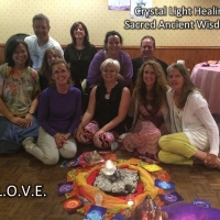 Ottawa Sacred Ancient Wisdom connection with our BLESSED EARTH CRYSTAL