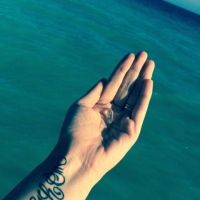 Released a BLESSED EARTH CRYSTAL at Keys in Miami Florida... the Southern most tip of North America