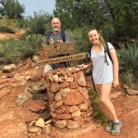 Releasing our BLESSED EARTH CRYSTALS in Sedona