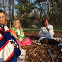Beautiful Soul SiStars at our Essence of Angels® Teachers course in New York anchoring the light of our BLESSED EARTH CRYSTALS