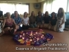 Ottawa supporting our BLESSED EARTH CRYSTAL ceremony