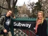 Subway, NY, release of BLESSED EARTH CRYSTAL
