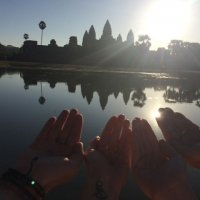 Blessed Earth Crystals - Cambodia