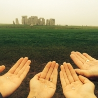 Blessed Earth Crystals - Stonehenge