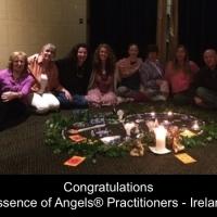 9 Essence of Angels Ireland congratulations