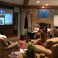 Free Talk - Malibu, USA - Simone M. Matthews