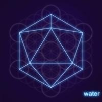 5 Water-Icosahedron