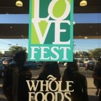 Whole Foods 'LOVE Fest'