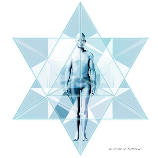 Merkabah activation the number 13 diagram 2 merkabah body of light ccuart Images