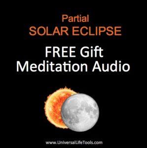 Meditation Audio Solar Eclipse