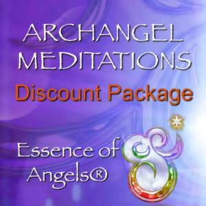 Archangel Meditations Package