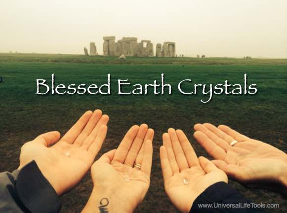 Blessed Earth Crystals