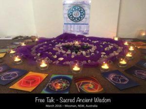 Free Talk Sacred Ancient Wisdom