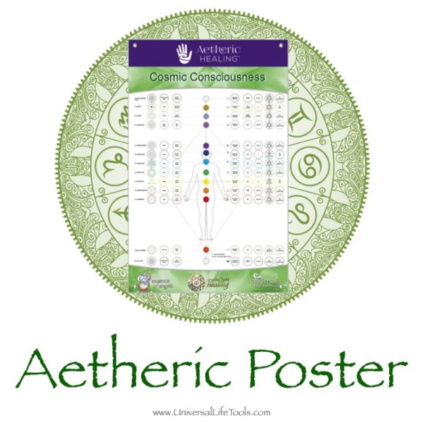 Aetheric Healing Poster