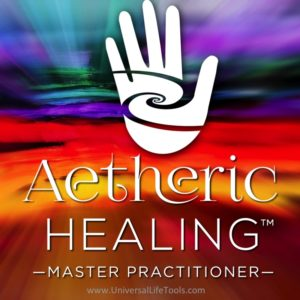 Aetheric Healing™ Practitioner & Teacher eCourses
