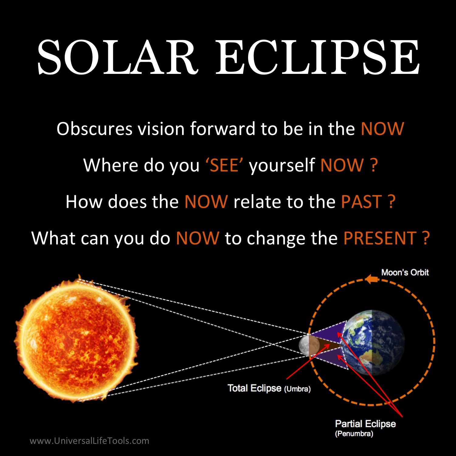New moon solar eclipse february 2627 2017 universal life tools energy total solar eclipse pooptronica