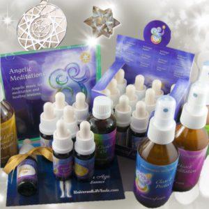 Vibrational Healing Products - Sacred Geometry, Crystals, Essence of Angels®, Vibrational Oils, Mist Sprays & Meditation Audios