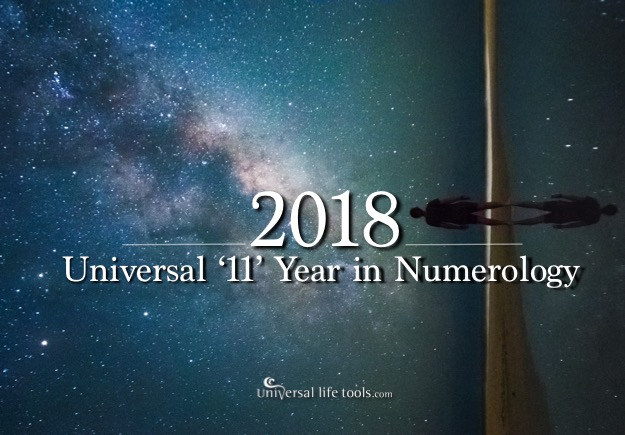 HOME Celestial Insights- Numerology 11 2018