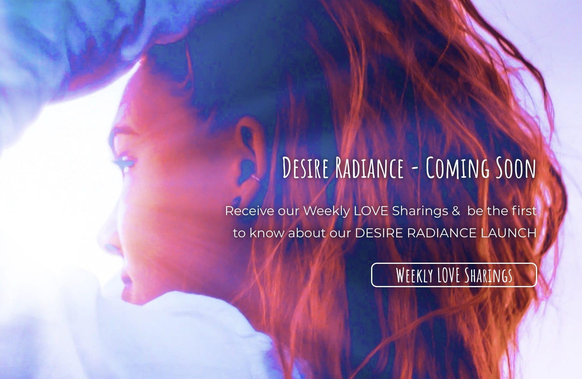 Desire-Radiance