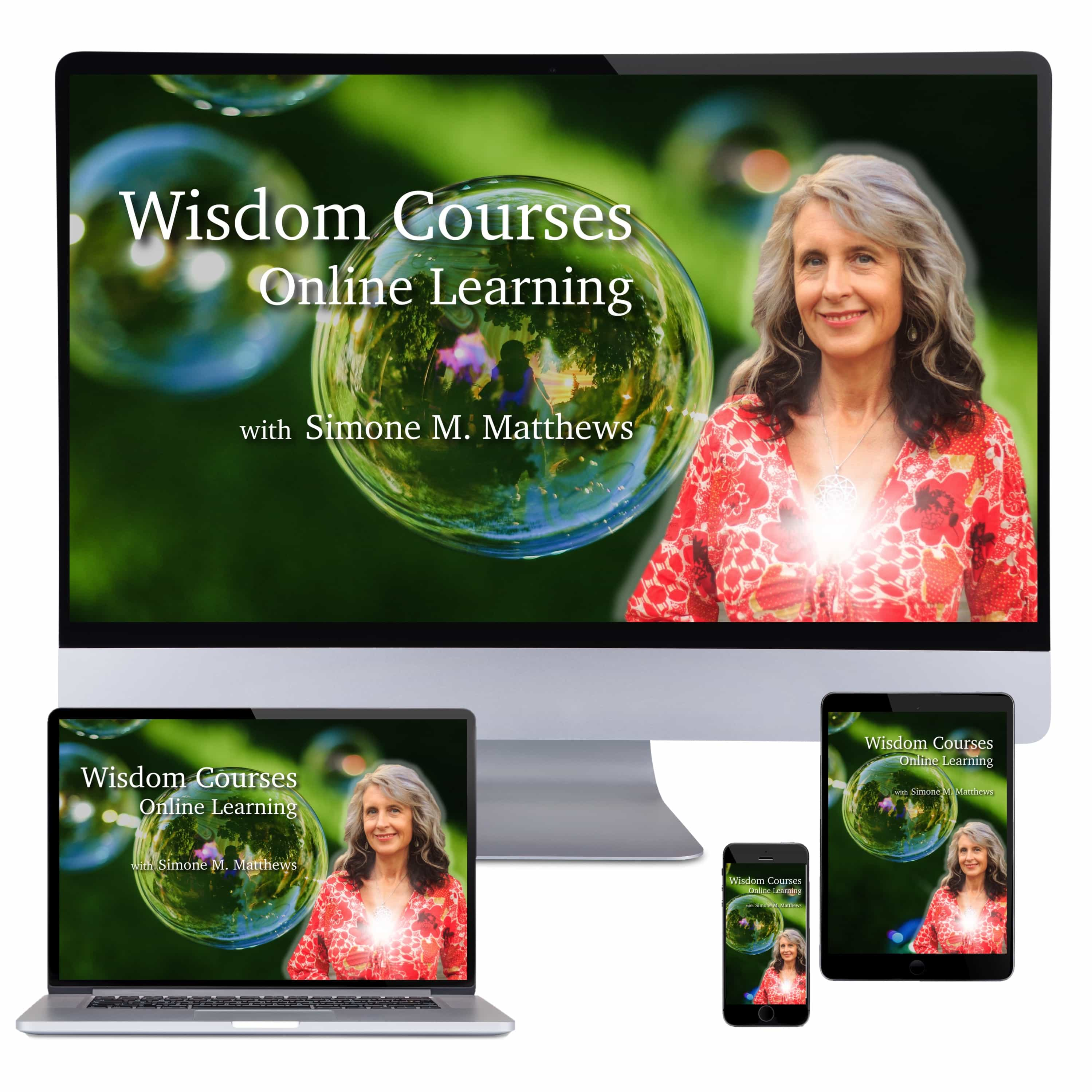 Wisdom Courses eShop all