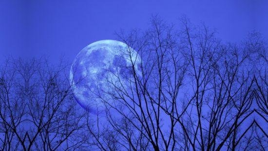 Blue Moon Spiritual energy meaning 2019