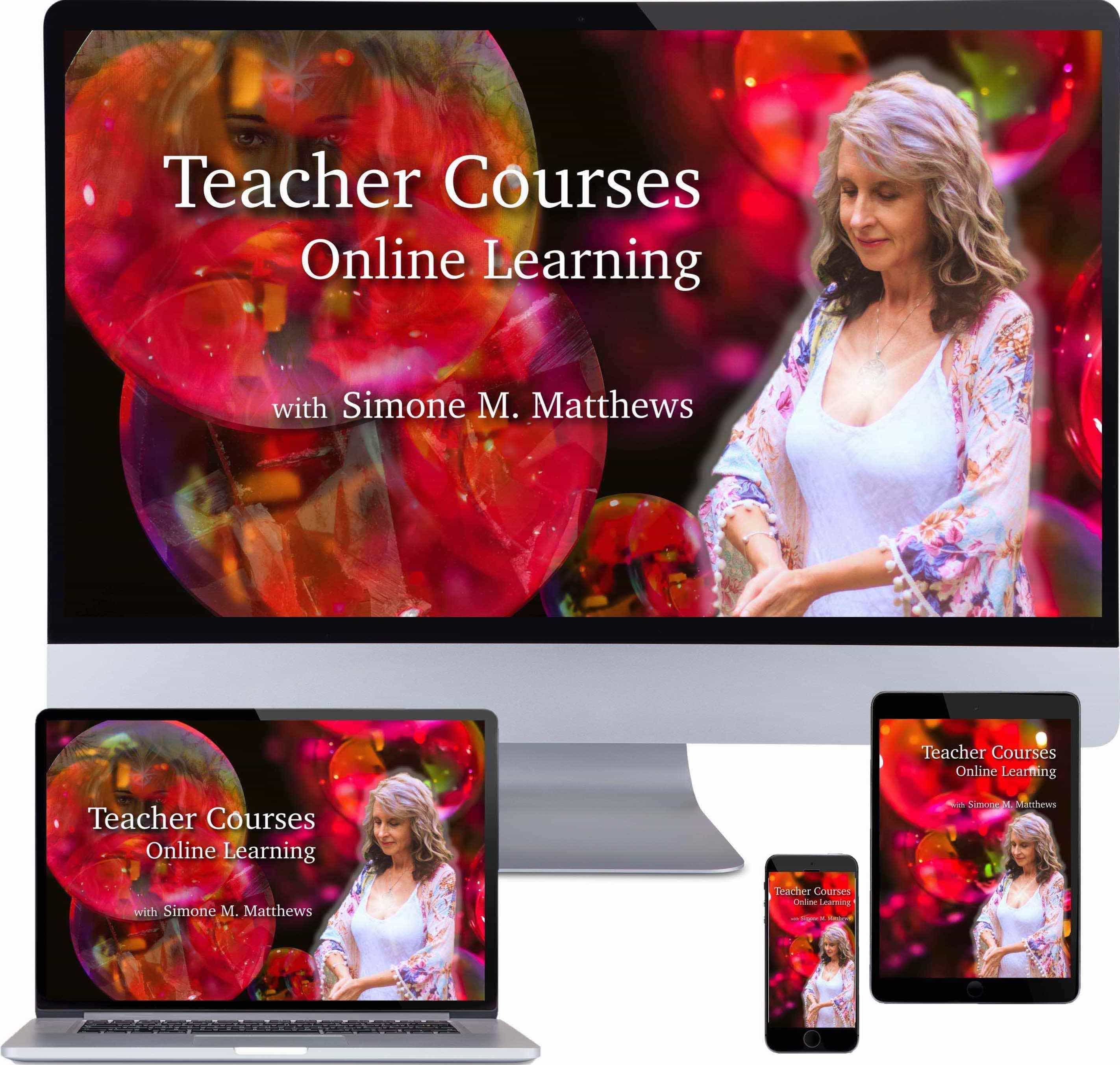 Teacher Courses - Online Learning