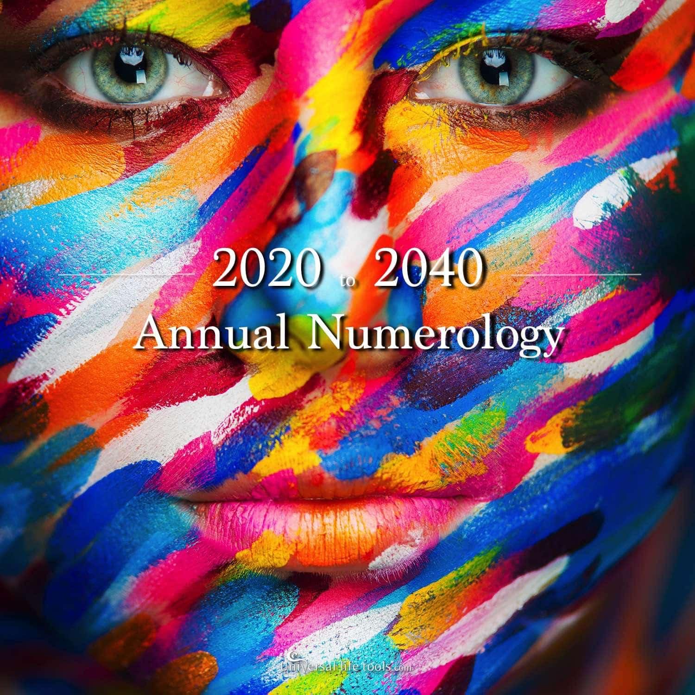 Numerology 2040