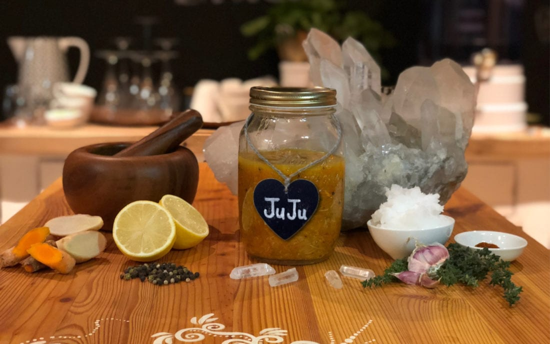JuJu Remedy - Menopause, Libido, Hot Flushes & Immunity - Natural Treatment - Simone Matthews