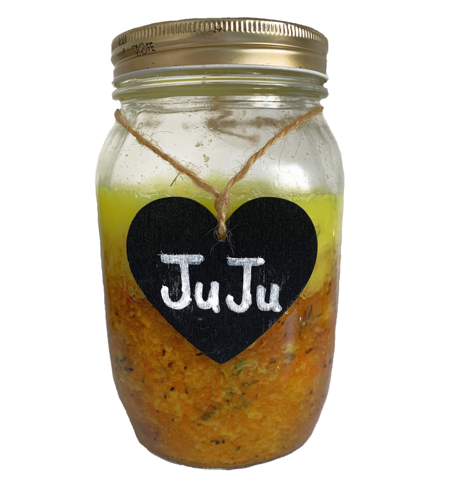 JuJu Remedy Recipe Jar