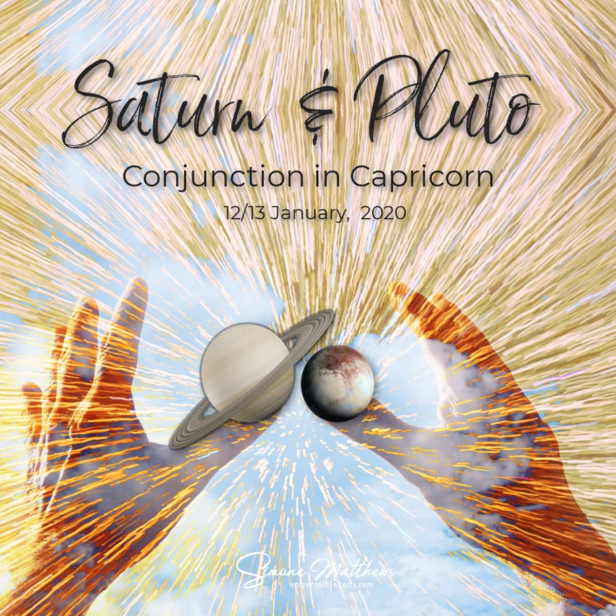 Saturn-Pluto Conjunction