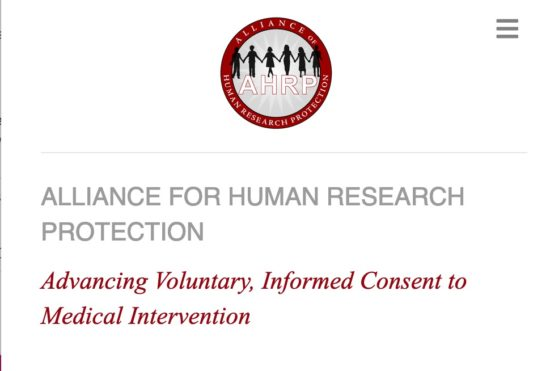 Alliance for Human Research