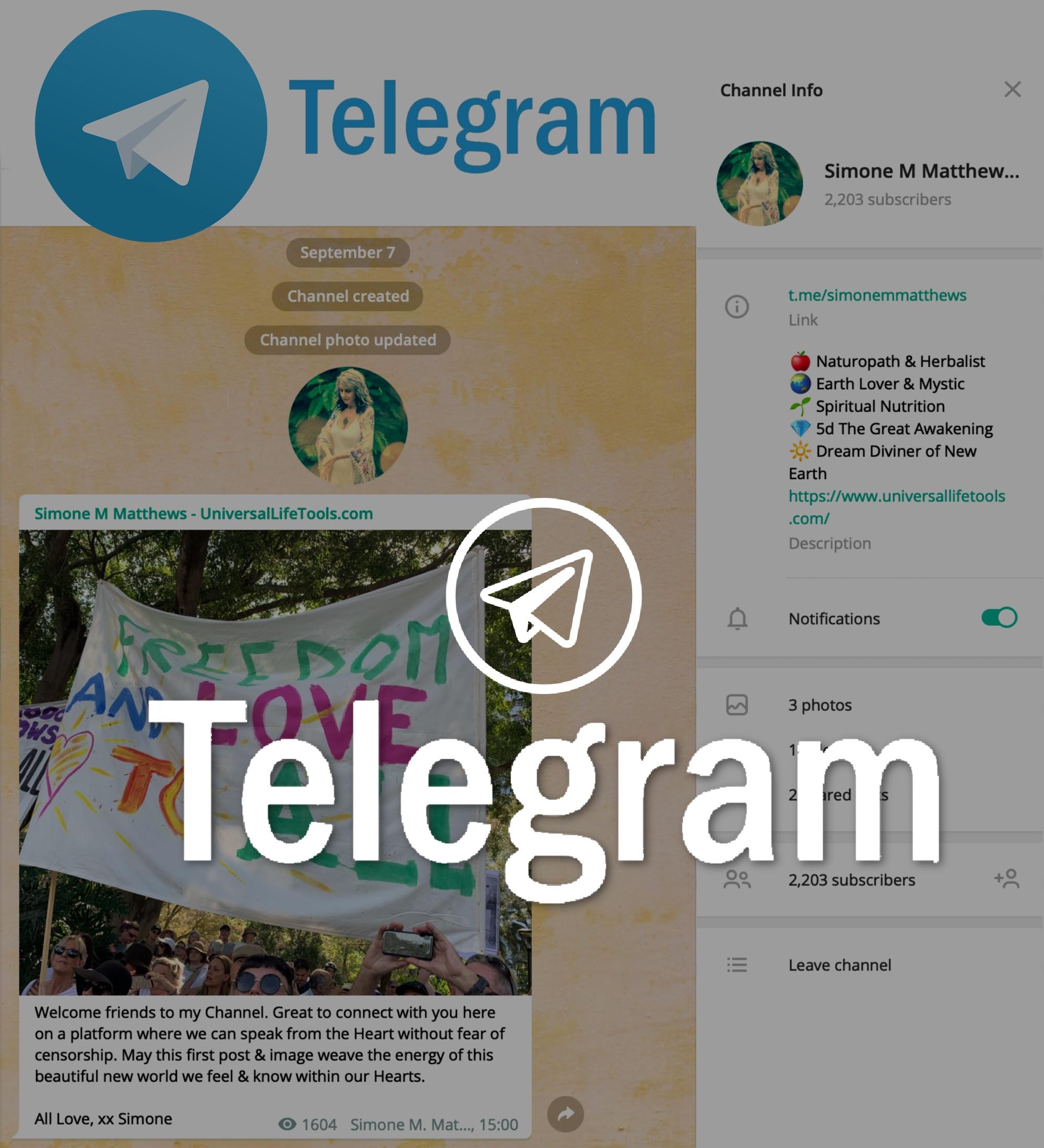 Telegram insta nc