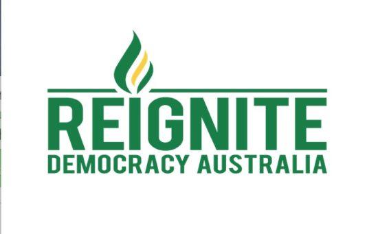 reignite democracy australia nw