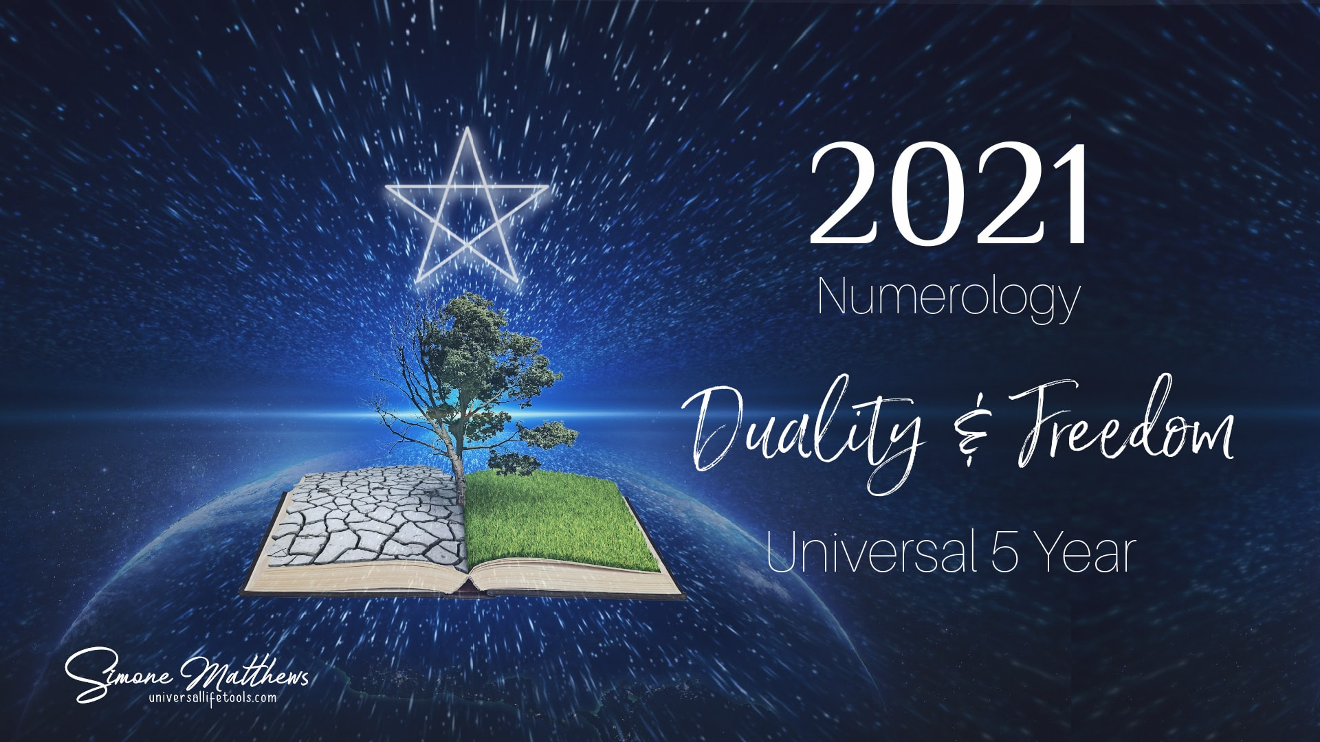 Numerology 2021 Universal 5 Year Meaning Simone Matthews nw2