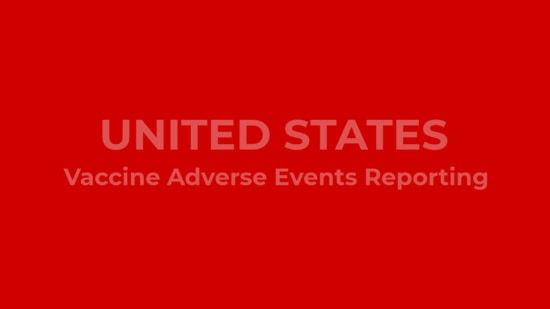 VAERS - United States