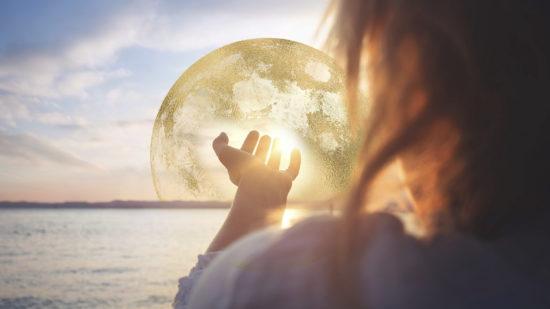 Wesak Full Moon April 2021