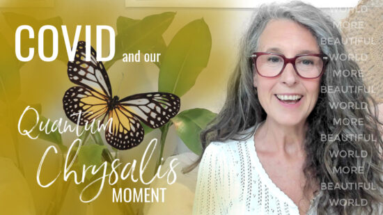 COVID & our Quantum Chrysalis Moment