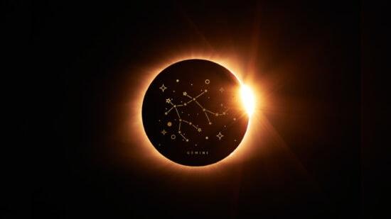 New Moon Solar Eclipse in Gemini