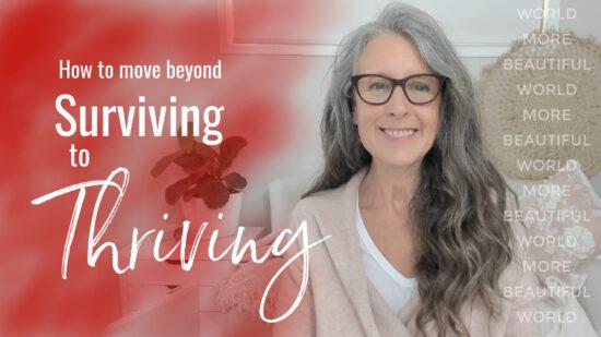Surviving to Thriving - Simone M Matthews-1