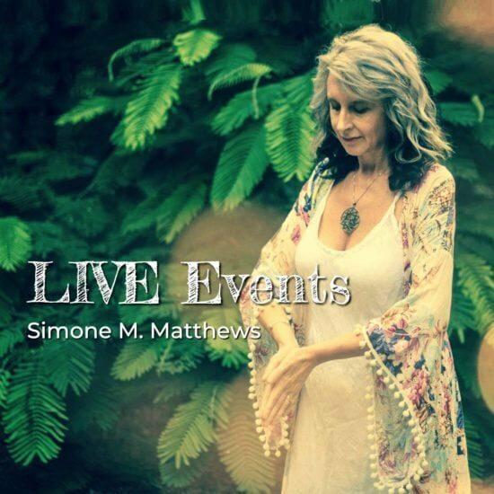 Live Events Simone M Matthews sq nw lr
