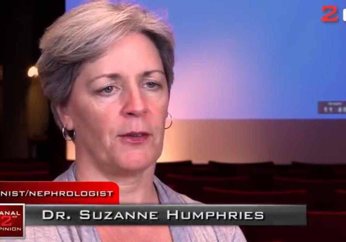 Suzanne Humphries